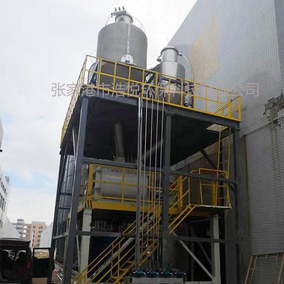 自动计量配套防火板生产线