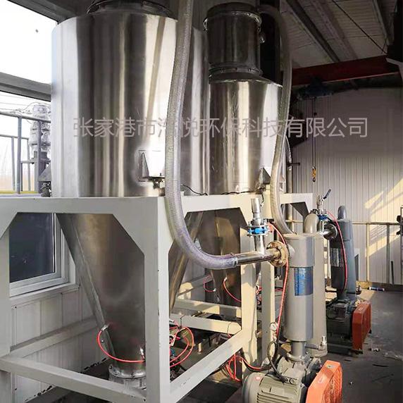 自动计量系统搭配污水处理系统