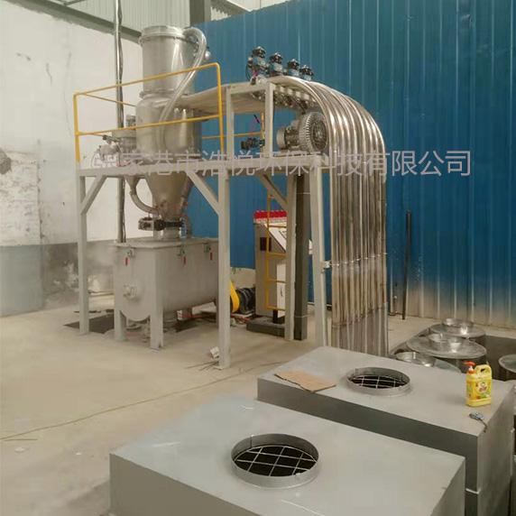 自动计量系统配套A2级防火板生产线