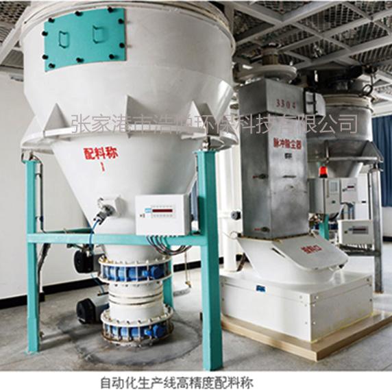 二氧化硅配料系统