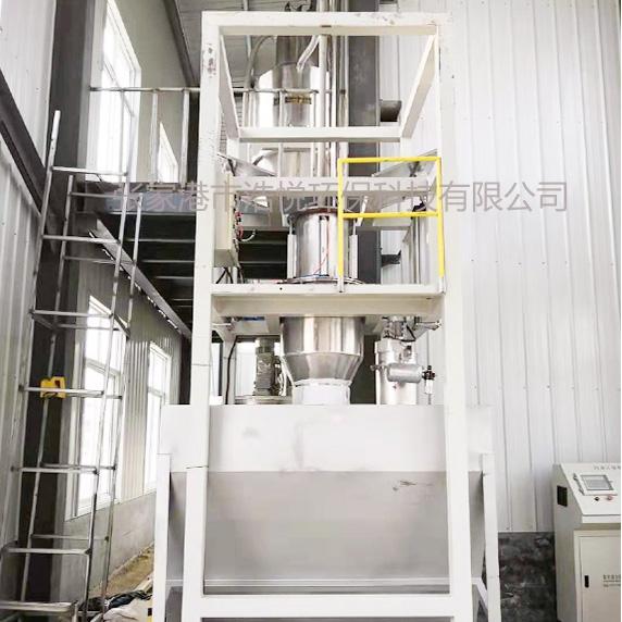 自动计量系统配套污水处理系统