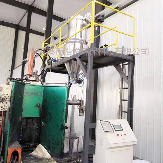 密炼机配料系统